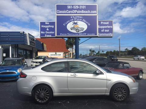 2010 Ford Focus for sale in Jupiter, FL