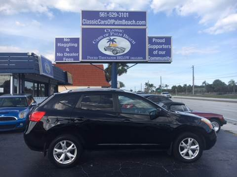 2008 Nissan Rogue for sale in Jupiter, FL