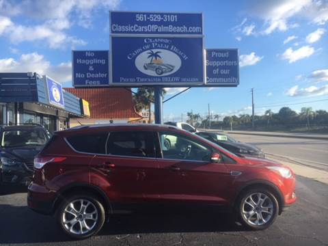 2015 Ford Escape for sale in Jupiter, FL