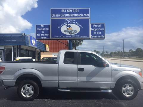 2011 Ford F-150 for sale in Jupiter, FL