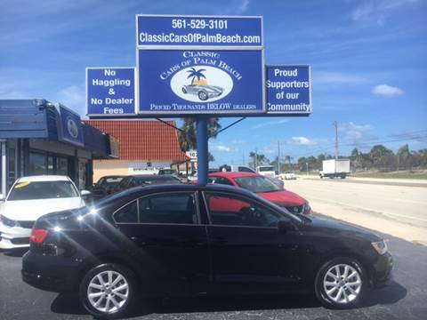 2015 Volkswagen Jetta for sale in Jupiter, FL