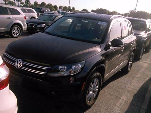 2016 Volkswagen Tiguan for sale in Jupiter, FL