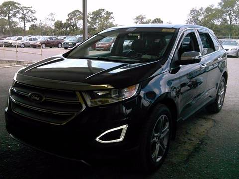 2016 Ford Edge for sale in Jupiter, FL