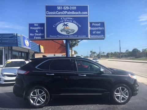 2016 Ford Edge for sale in Jupiter, FL