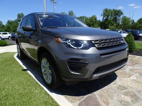 2017 Land Rover Discovery Sport for sale in Cincinnati, OH