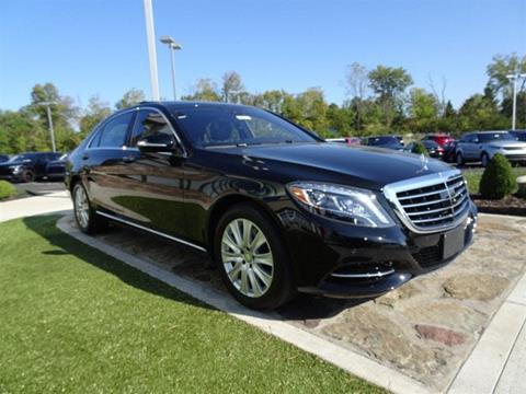 2015 Mercedes-Benz S-Class for sale in Cincinnati, OH