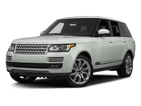 2017 Land Rover Range Rover for sale in Cincinnati, OH
