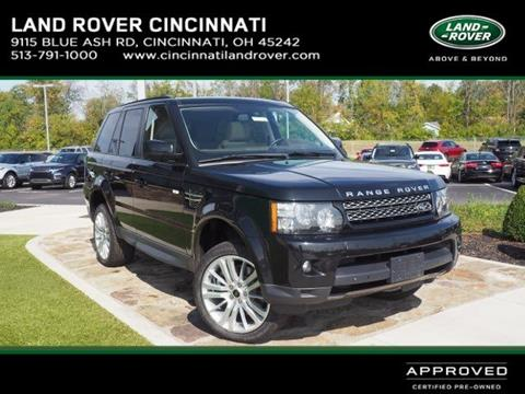 2013 Land Rover Range Rover Sport for sale in Cincinnati, OH