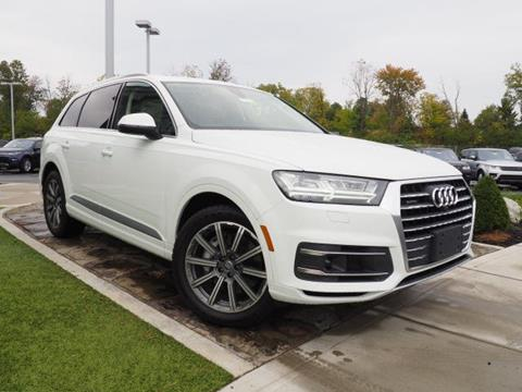 2017 Audi Q7 for sale in Cincinnati, OH