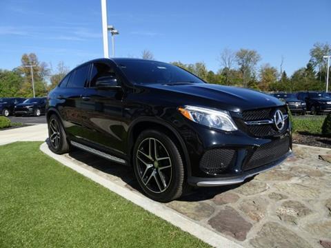 2016 Mercedes-Benz GLE for sale in Cincinnati, OH