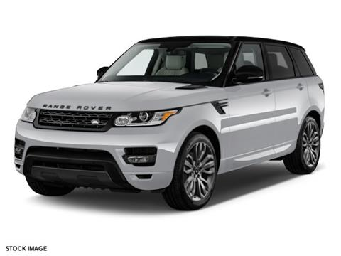 2017 Land Rover Range Rover Sport for sale in Cincinnati, OH