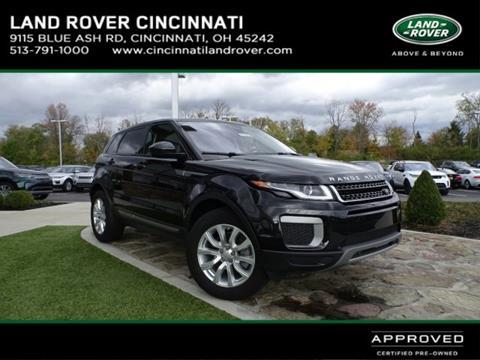 2016 Land Rover Range Rover Evoque for sale in Cincinnati, OH