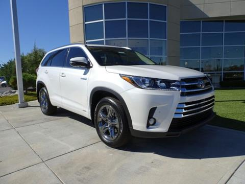 2017 Toyota Highlander Hybrid for sale in Cincinnati, OH