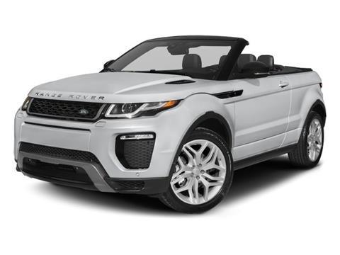 land rover 2018 black. 2018 land rover range evoque convertible for sale in cincinnati, oh black o