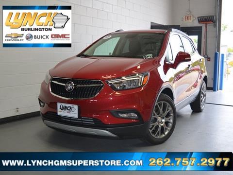 2017 Buick Encore for sale in Burlington, WI