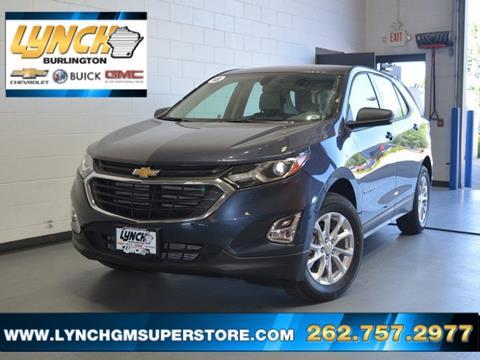 2018 Chevrolet Equinox for sale in Burlington, WI