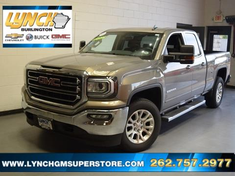 2017 GMC Sierra 1500 for sale in Burlington, WI