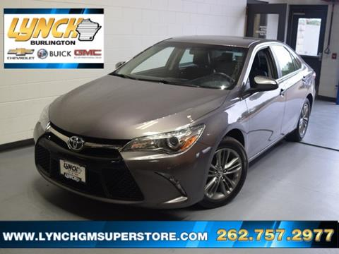 2017 Toyota Camry for sale in Burlington, WI