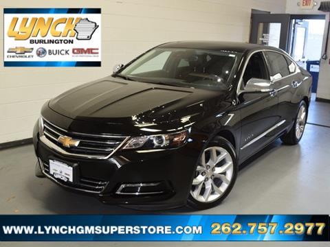 2014 Chevrolet Impala for sale in Burlington, WI
