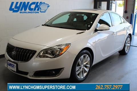 2016 Buick Regal for sale in Burlington, WI