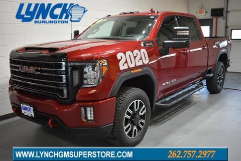 2020 GMC Sierra 3500HD for sale in Burlington, WI