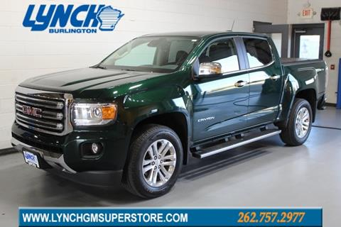 2015 GMC Canyon for sale in Burlington, WI