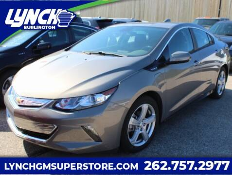 Used Chevrolet Volt For Sale In Wisconsin Carsforsale Com