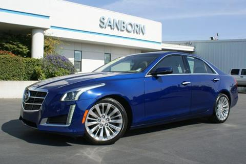 2014 Cadillac CTS for sale in Lodi, CA