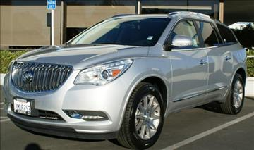 2016 Buick Enclave for sale in Lodi, CA