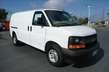 2017 Chevrolet Express Cargo for sale in Lodi, CA