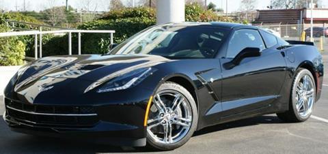 2017 Chevrolet Corvette for sale in Lodi, CA