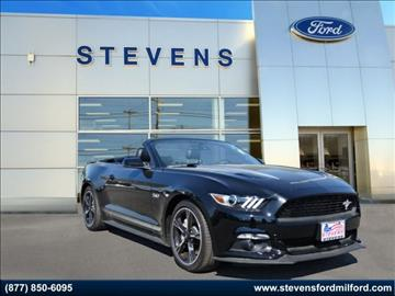 2017 Ford Mustang for sale in Milford, CT