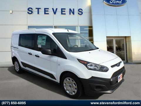 2017 Ford Transit Connect Cargo for sale in Milford, CT