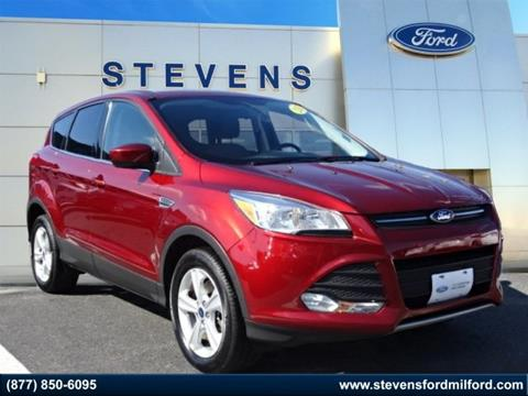 2015 Ford Escape for sale in Milford, CT