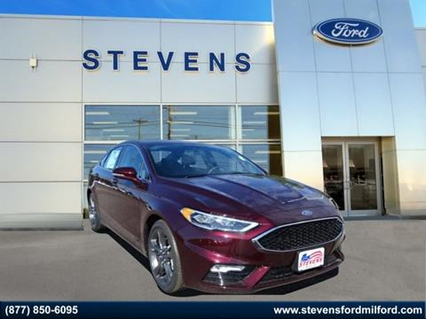 2017 Ford Fusion for sale in Milford, CT