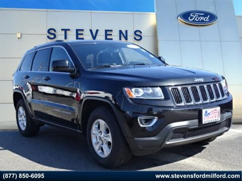2015 Jeep Grand Cherokee for sale in Milford, CT