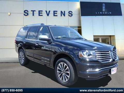 2017 Lincoln Navigator for sale in Milford, CT