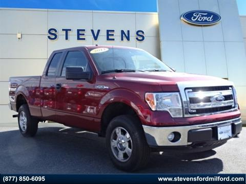 2014 Ford F-150 for sale in Milford, CT