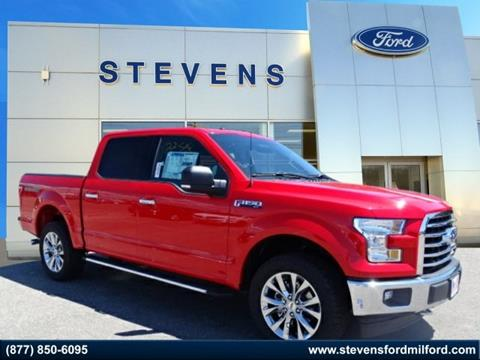 2017 Ford F-150 for sale in Milford, CT