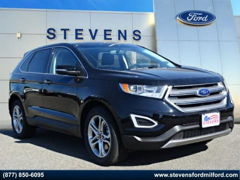 2017 Ford Edge for sale in Milford, CT