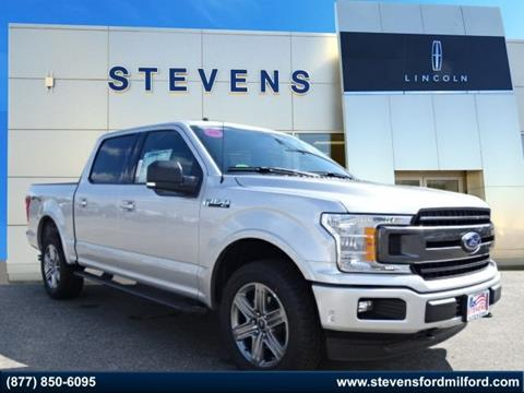 2018 Ford F-150 for sale in Milford, CT