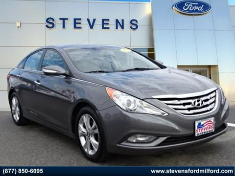 2011 Hyundai Sonata for sale in Milford, CT