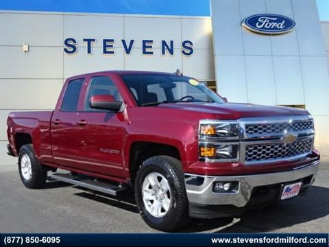 2015 Chevrolet Silverado 1500 for sale in Milford, CT