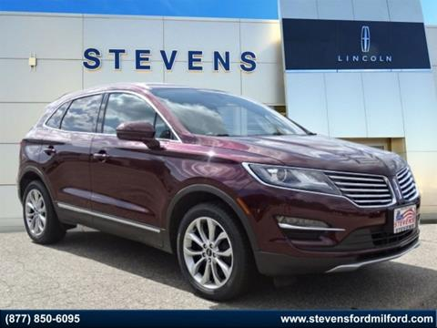 2017 Lincoln MKC for sale in Milford, CT