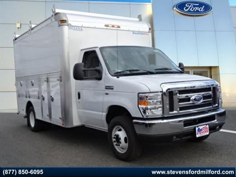 2017 Ford E-Series Chassis for sale in Milford, CT