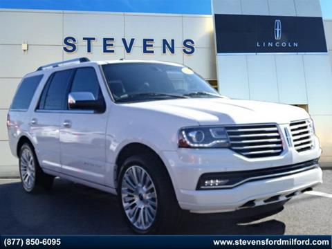 2015 Lincoln Navigator L for sale in Milford, CT