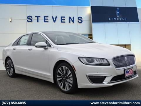2017 Lincoln MKZ for sale in Milford, CT
