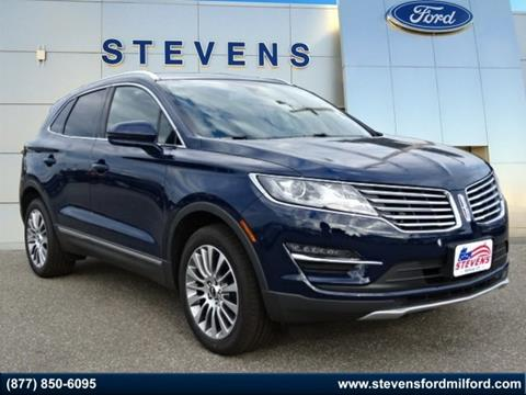 2018 Lincoln MKC for sale in Milford, CT