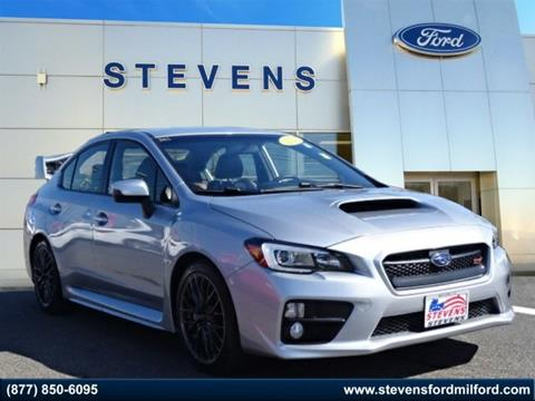 2015 Subaru WRX for sale in Milford, CT
