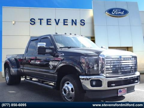 2011 Ford F-350 Super Duty for sale in Milford, CT